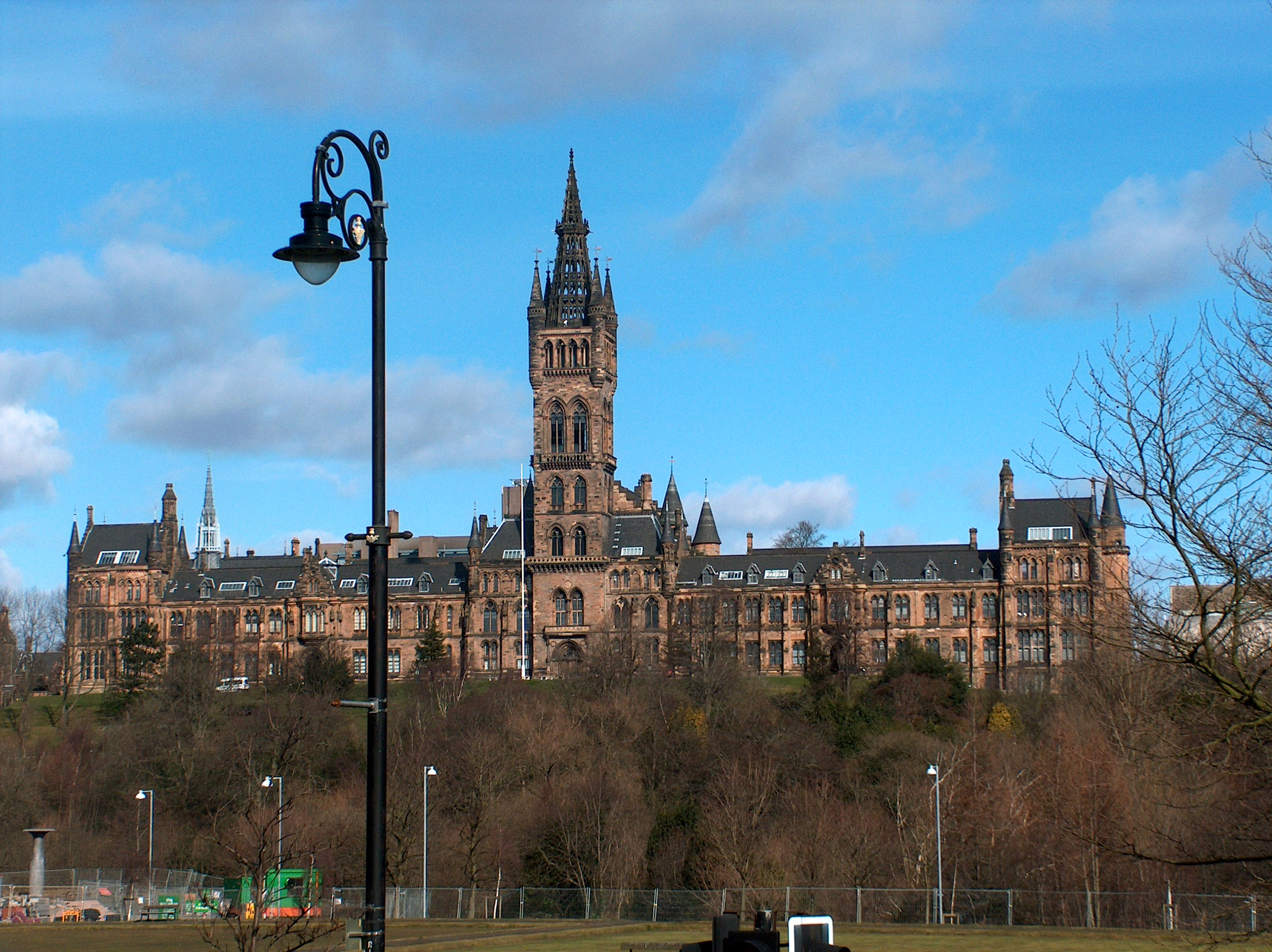 University of Glasgow UK  The Core Curriculum