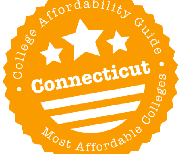 2018 Most Affordable Colleges In Connecticut