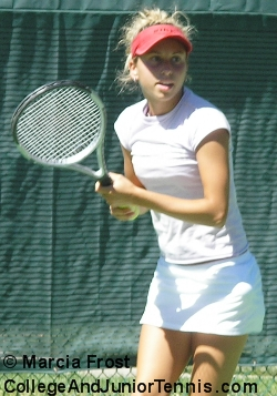 2005 STATUS REPORT ON COLLEGE AND JUNIOR TENNIS PLAYERS