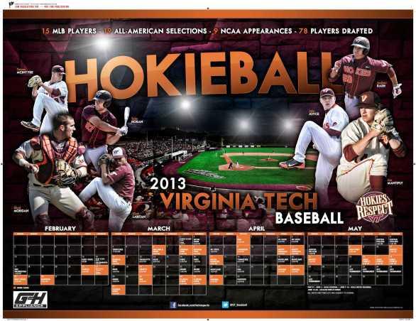 2013 VT Baseball Poster-1