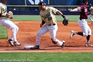 May 25, 2016 - #6 Vanderbilt vs #3 Texas A&M