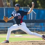 USA Collegiate National Team Shuts out Urban Youth Academy Barons. 10-0  Photo By David Cohen, BHEphotos