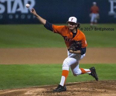Connor Seabold struck out 5 in 7 innings for the win. Photo By David Cohen, BHEphotos
