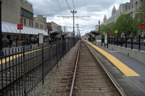 Boston University Green Line