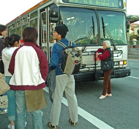 USF - MUNI Shuttle Service
