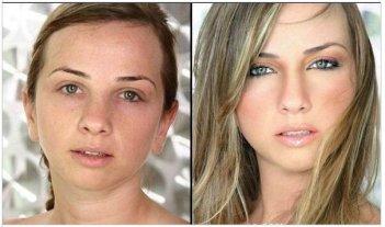 Pic 6 - Make Up