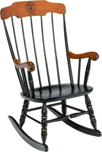 Boston Rocker College Chairs | College Chairs | College ...