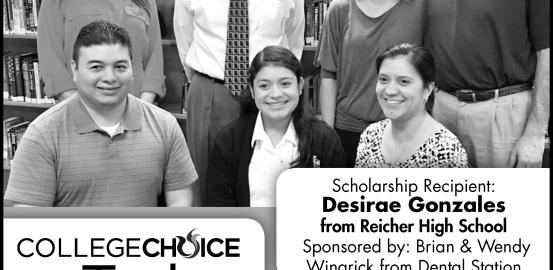 Scholarship Recipient: Desirae Gonzales