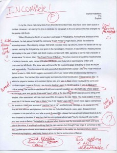 Custom critical thinking proofreading service for college