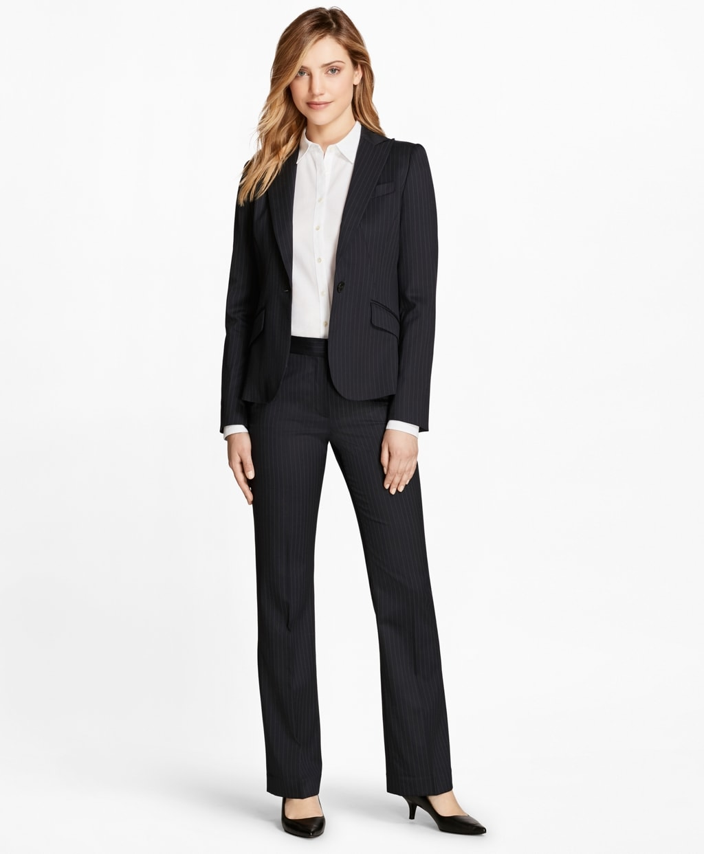 How To Dress Professionally Business Dress Code Basics College Fashion