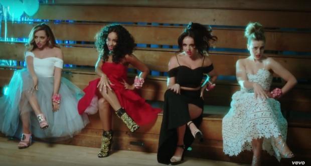 Fashion Inspiration Little Mixs Love Me Like You Music Video  College Fashion
