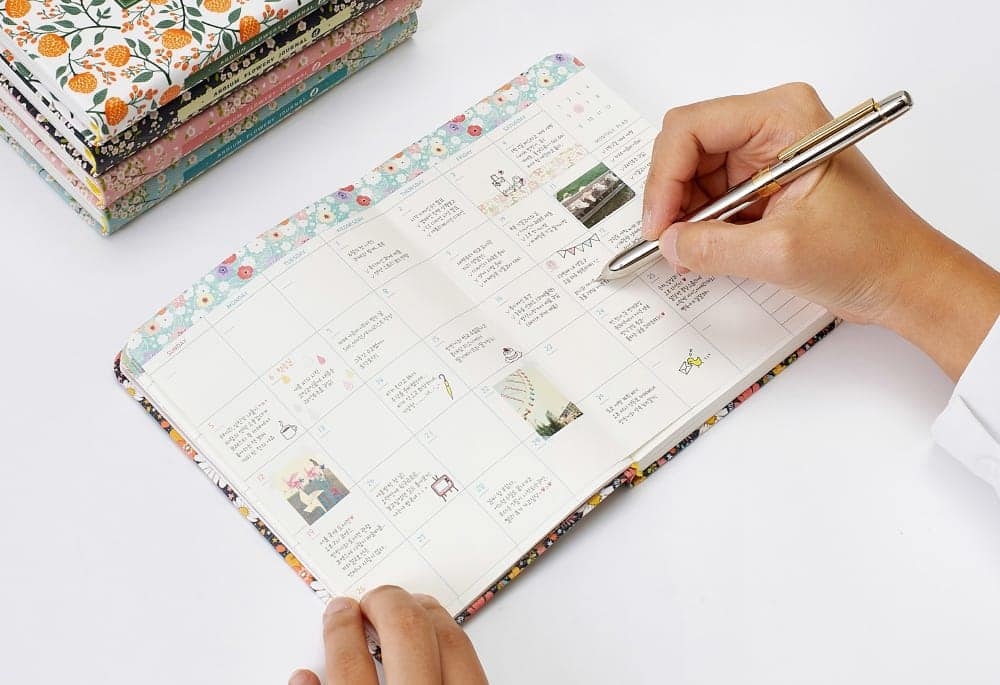 20 cute planners for
