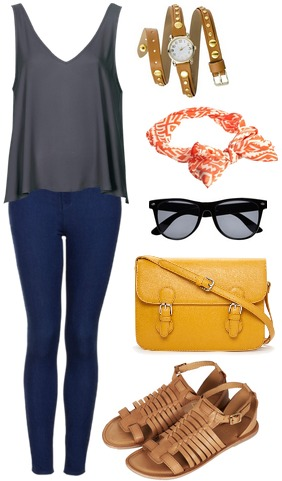 Ask CF: What Do I Wear to College Orientation? - College Fashion