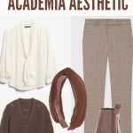 How To Master The Academia Aesthetic This Fall College Fashion