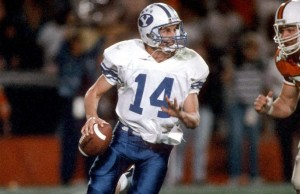 Ty Detmer was on his way to 4,560 passing yards in 1989 two years before he won the Heisman.