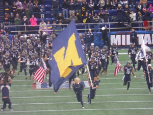2015 was an exciting season for Navy with a record of 11-2 and a bowl win over Pitt.