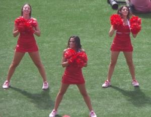 """""""U-rah! U-rah! Rutgers Rah!"""""""