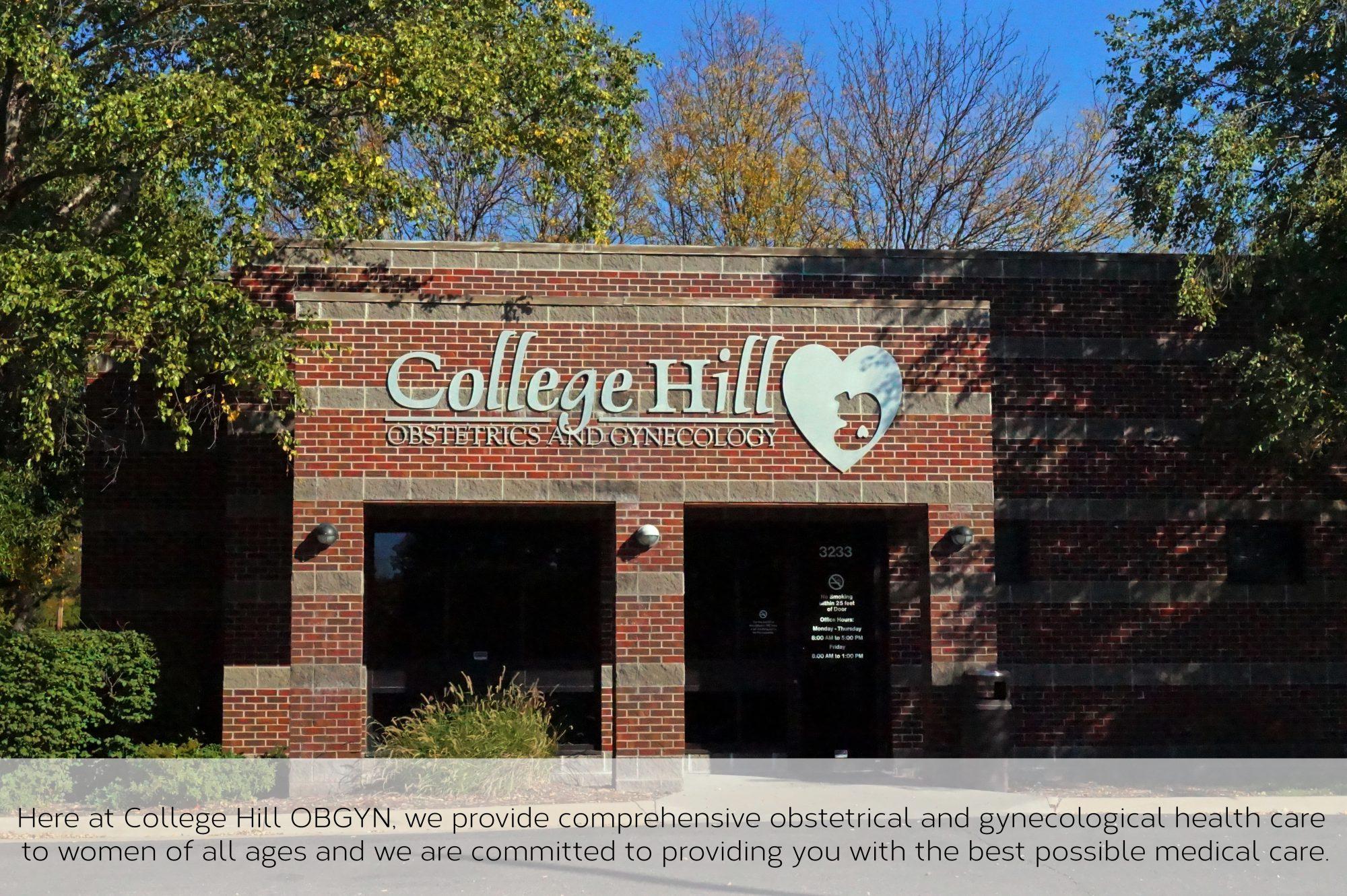 College Hill Obgyn