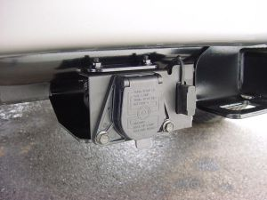 2006 Honda Ridgeline Trailer Hitch Harness (2006)  08L91