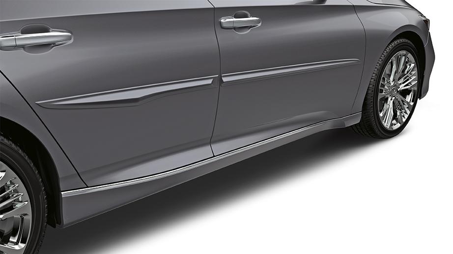2018 Honda Accord Body Side Moldings  08P05TVA