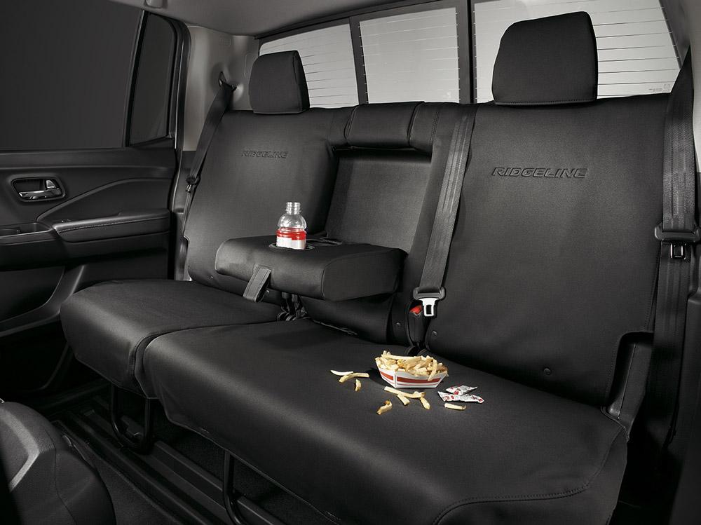 2017 2019 Honda Ridgeline Rear Seat Covers 08P32 T6Z 110