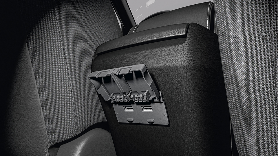 The honda passport has a serpentine belt that operates the front engine accessories. 2019-2020 Honda Civic Sedan Rear USB Charger (2019