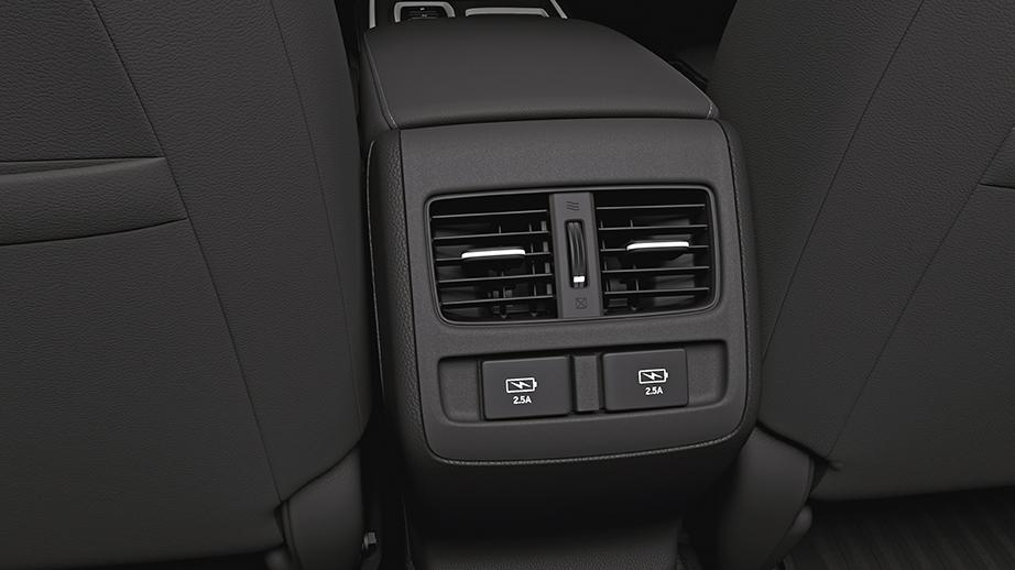 2018 Honda Accord USB Charger Kit 25A Vent 08U57 TVA 110B