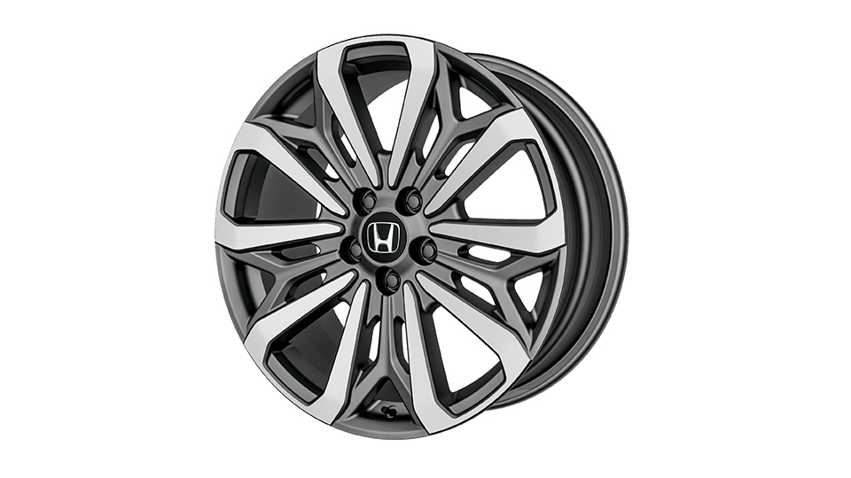 """How does the honda passport compare to the jeep grand cherokee l? 2019-2020 Honda Passport 20"""" Machined Alloy Wheel (each"""