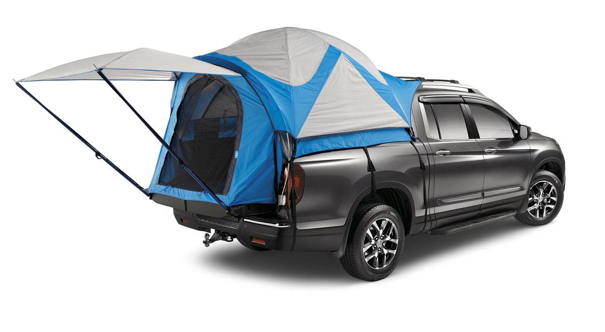 2017 2019 Honda Ridgeline Bed Tent 08Z04 T6Z 100A