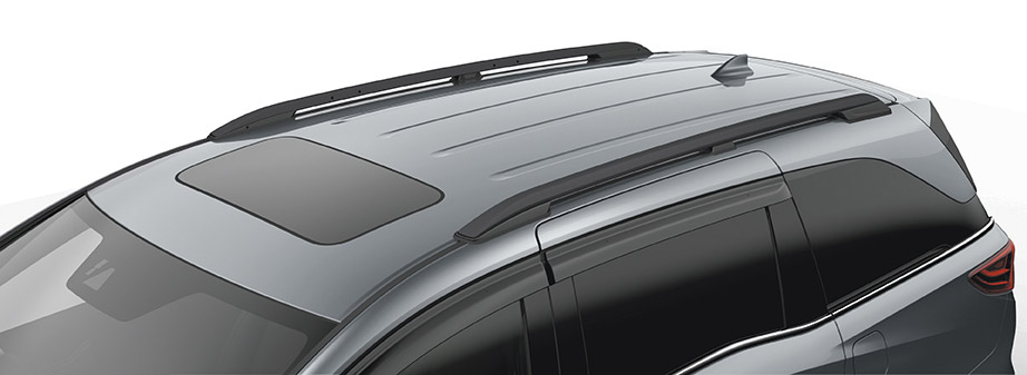 You can also use hondacertified or a site that facilitates. 2018-2019 Honda Odyssey Black Roof Rails - 08L02-THR-102