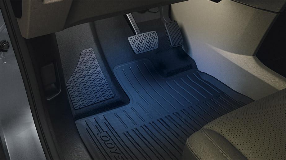 2018 2019 Honda Odyssey Ambient Lighting Kit 08E10 THR 100