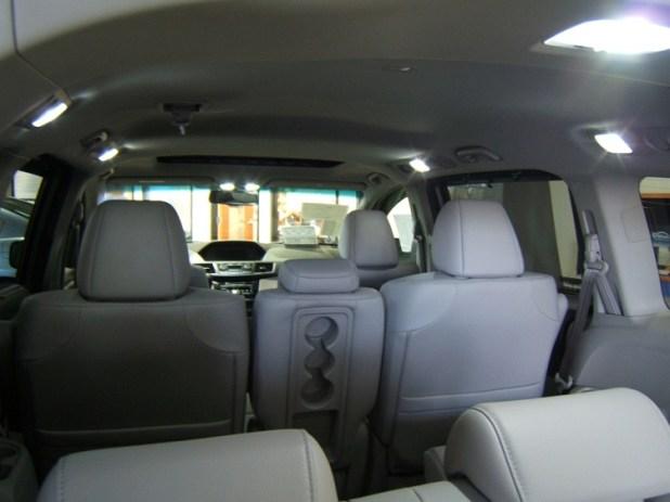 Honda Odyssey Interior Lights Fuse
