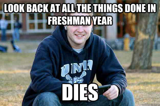 Freshman Year For Dummies 10 Ridiculously Easy Ways To