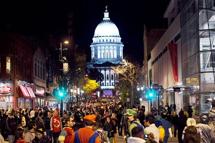 Top 10 Cant Miss Events  University of WisconsinMadison