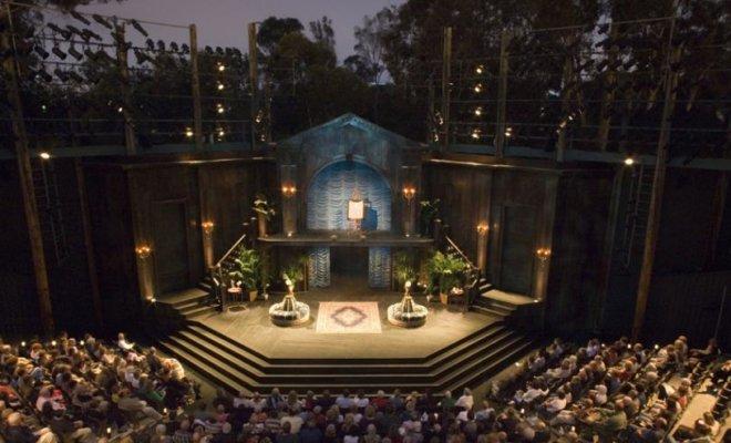 The Old Globe Theatre Stage Management Internship