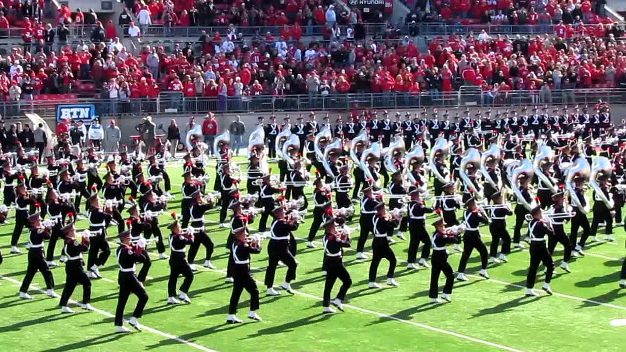 Top 10 College Marching Bands College Magazine