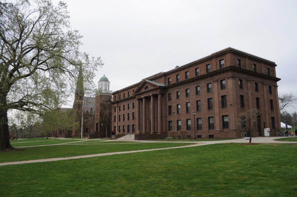 CM' Guide To Wesleyan University