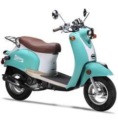 islander campus scooter [ 1500 x 1500 Pixel ]