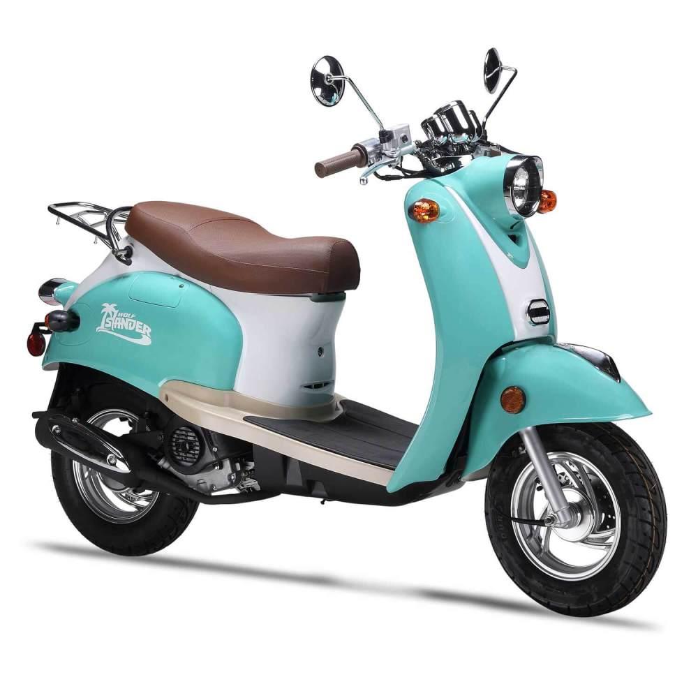 medium resolution of islander campus scooter