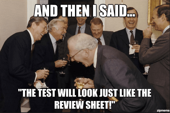 College Memes, Final Exams Edition #3: Guest Starring Tony ...