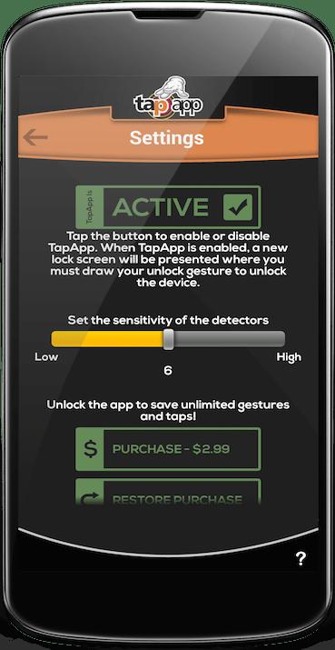 App Development – Tap App – Convenience at your fingertips
