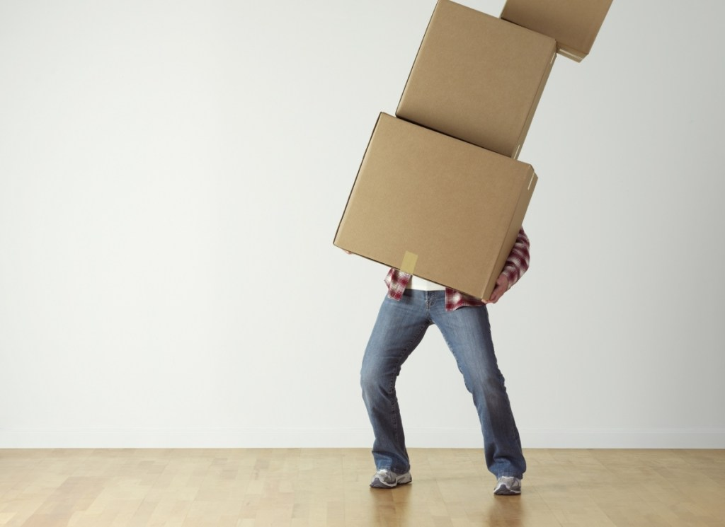 moving away to college