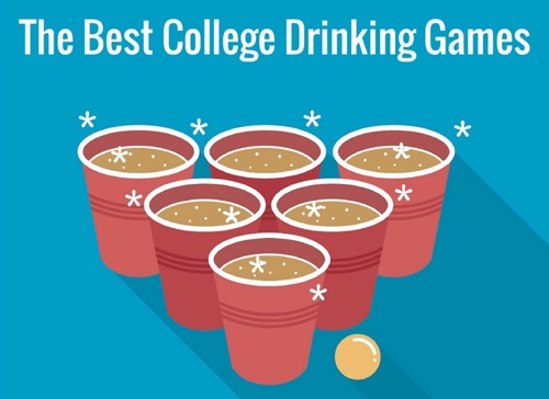the best college drinking