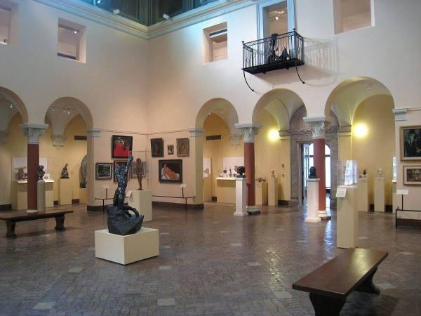 8 Of Incredible College Art Galleries In U