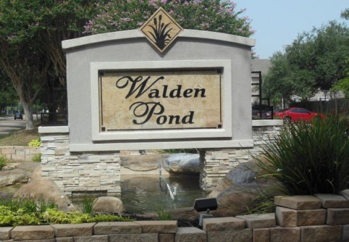 Walden Pond and Gables apartments in Houston Texas
