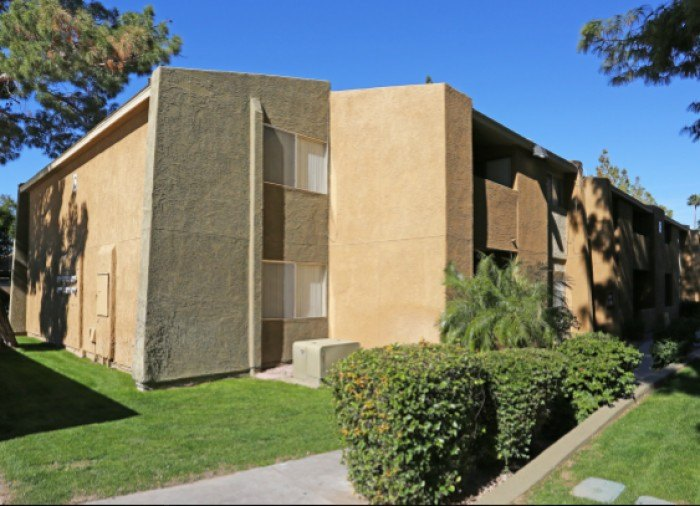 Copper Canyon apartments in Phoenix Arizona