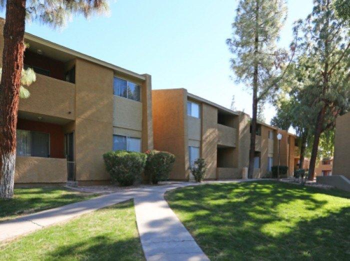 Copper Canyon apartments in Phoenix Arizona