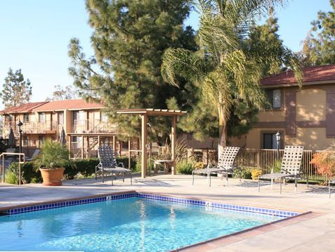 Copper Canyon apartments in Riverside California