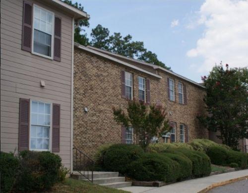 Campus Side apartments in Augusta Georgia
