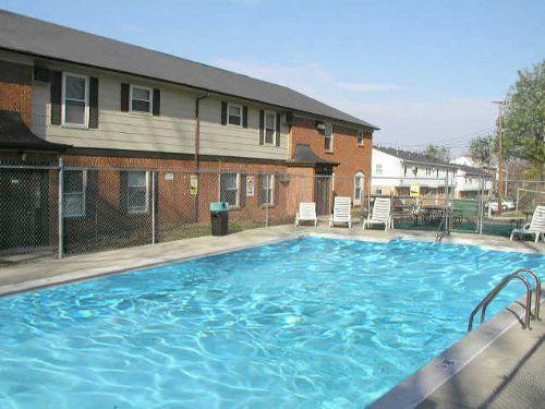 Firwood apartments in Dayton Ohio